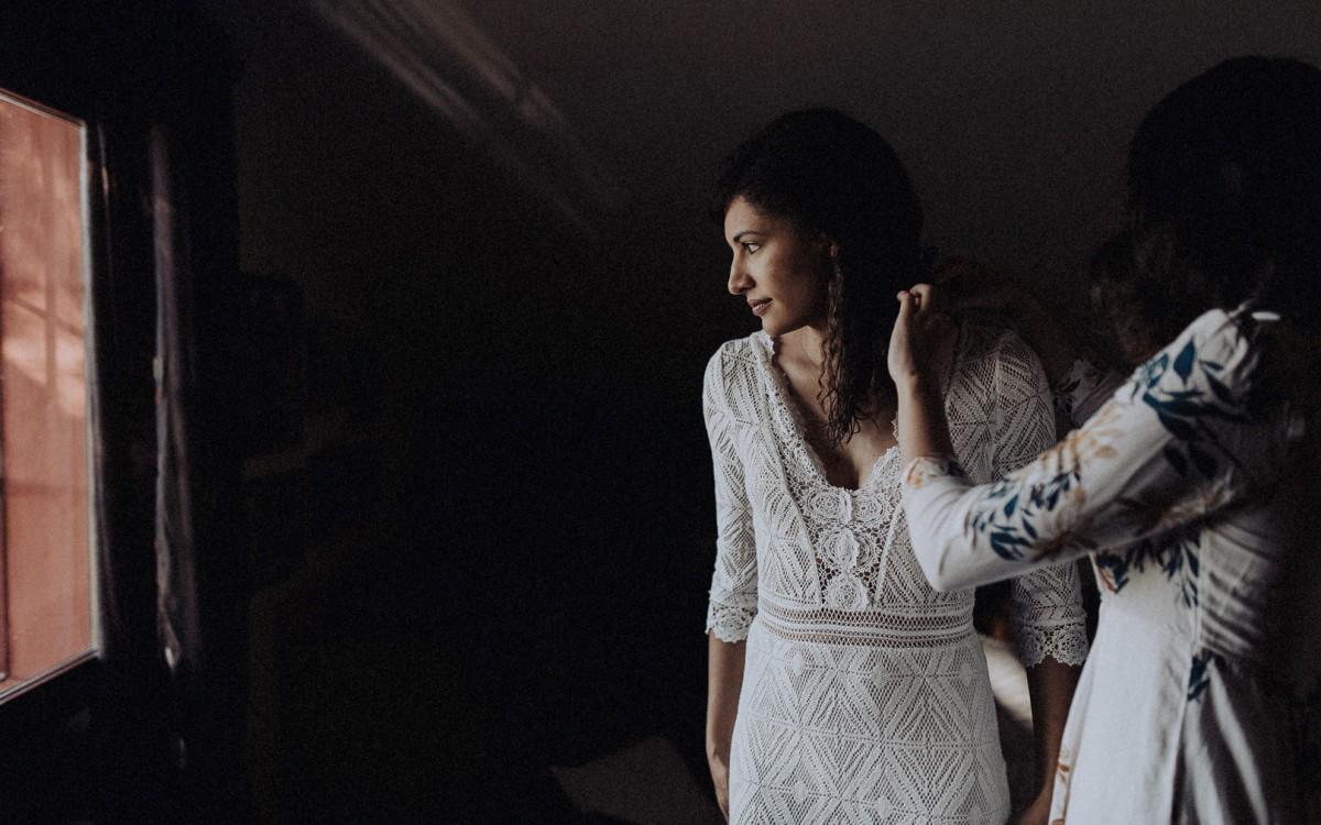 Boda en Sayalonga | Giorgina & Arthur