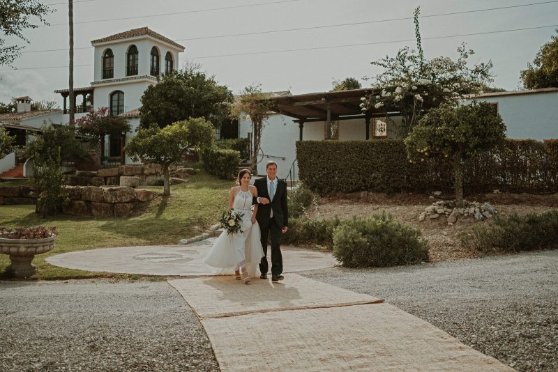 WEDDING AT EL RANCHO DEL INGLES