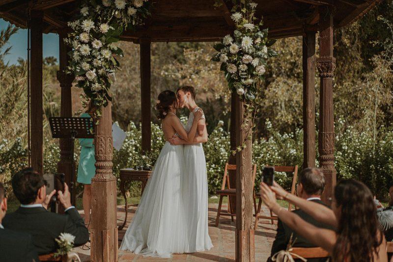 WEDDING AT EL RANCHO DEL INGLES JORGE MARQUEZ