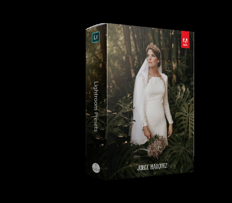Lightroom Presets | JM 2021 | Una colección de 12 presets para Lightroom + 2 ajustes de grano + 4 herramientas para editar zonas...